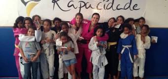 Kapacidade: Kyra Gracie's social project