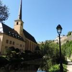 Abbaye de Neumünster Luxembourg