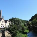 Les rives de Clausen Luxembourg