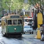Tram Melbourne Australia