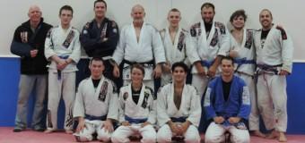 Brazilian jiu-jitsu in North Tasmania: a family business!