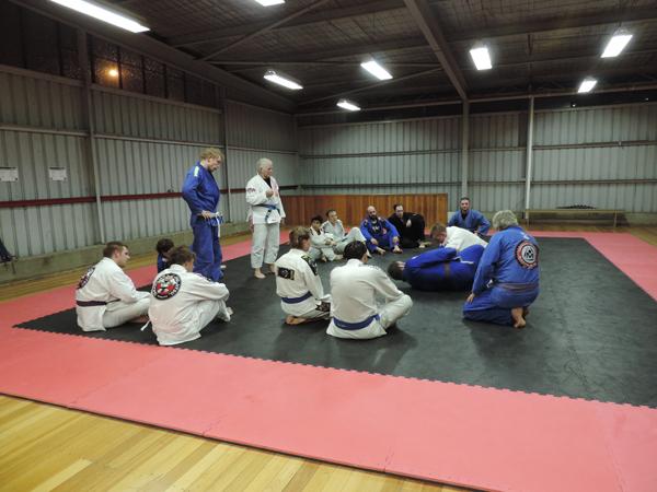 Brazilian jiu-jitsu academy maromba south hobart tasmania
