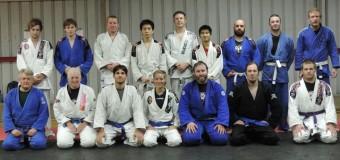 Brazilian jiu-jitsu in Hobart