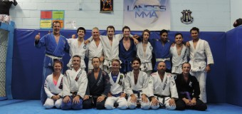 BJJ lifestyle at Lange's MMA