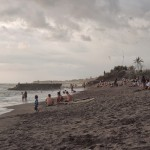 Canggu's beach, Bali