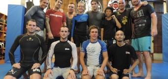 Synergy MMA : Brazilian jiu-jitsu in Bali