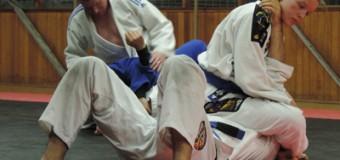 Brazilian jiu-jitsu: much better to be two to roll!