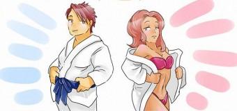 Maristé puts comics to Brazilian jiu-jitsu