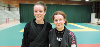 Being a woman and blossoming thanks to Brazilian Jiu-Jitsu