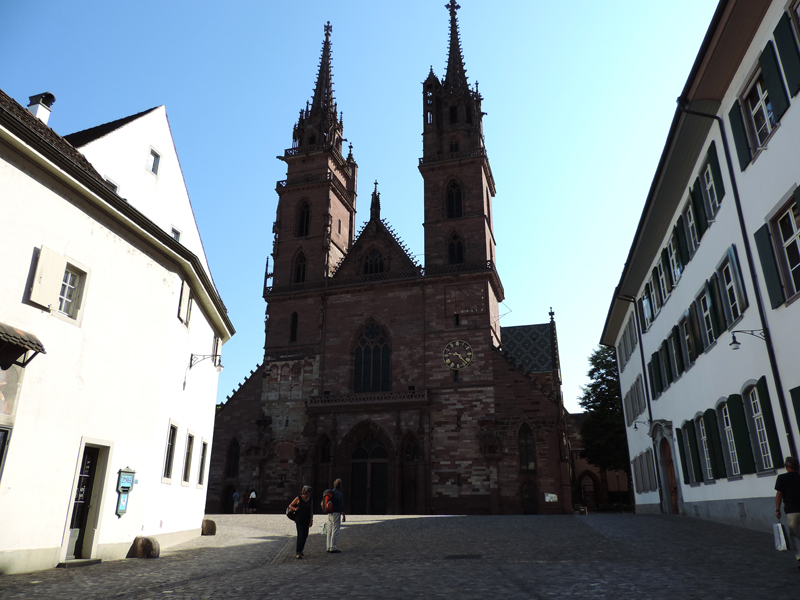 Cathedrale Basel