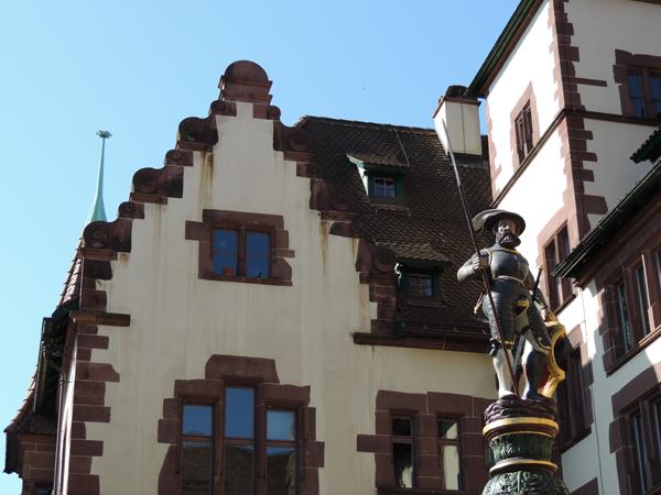Historical centre Grossbasel