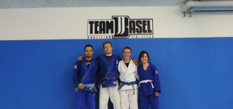Swiss getaway to discover BJJ Team Basel