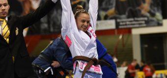Livia Gluchowska : the australian female BJJ reaches the top