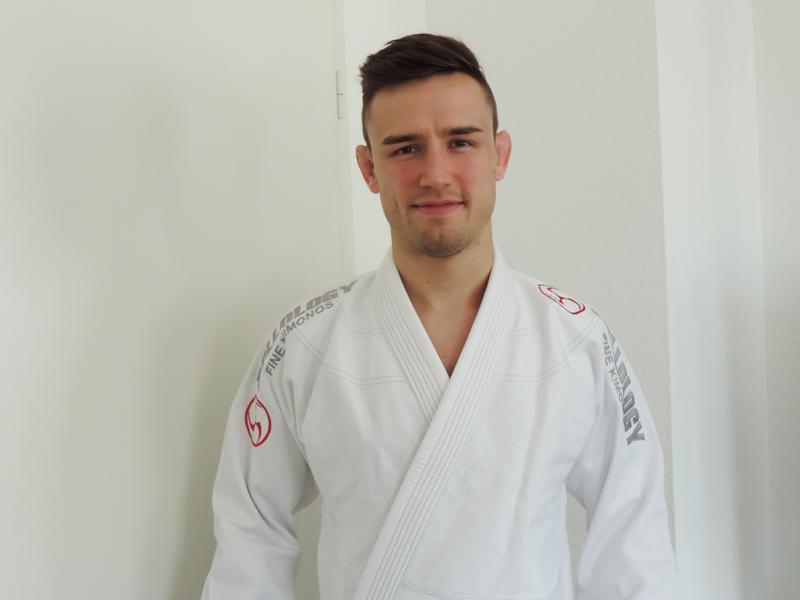 Rollology Valentin Fels Brazilian jiu jitsu kimonos