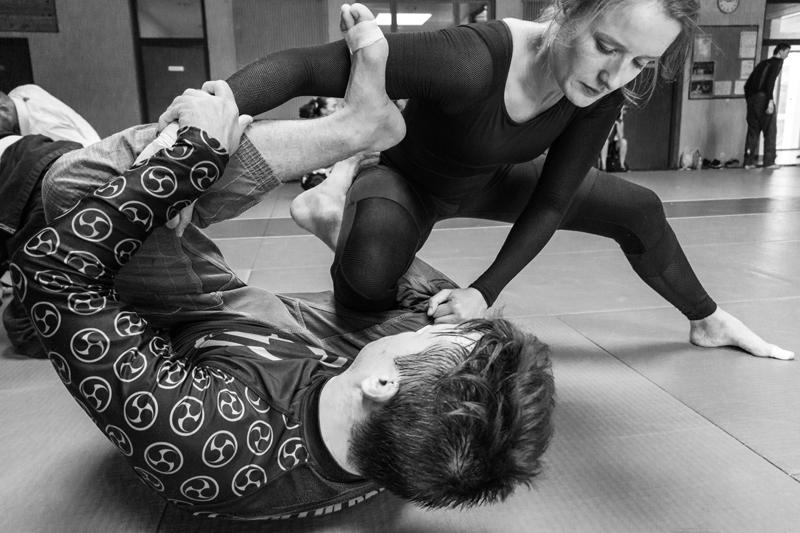 Ivy Park body review for brazilian jiu-jitsu