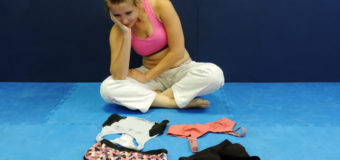 How to choose the right sports bra for BJJ?