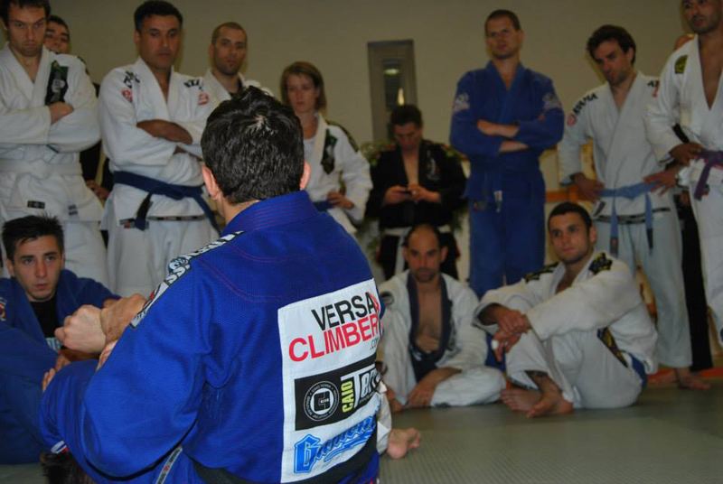 Caio Terra démonstration BJJ Strasbourg Gracie Barra 67