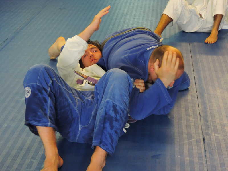 Kimura Bartolomé Aguilera Fight Team Impact Luxembourg