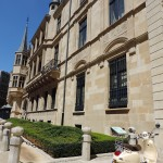 Palais Ducal Luxembourg