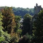 Fortifications de la vieille ville de Luxembourg