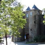Rempart de la vieille ville de Luxembourg