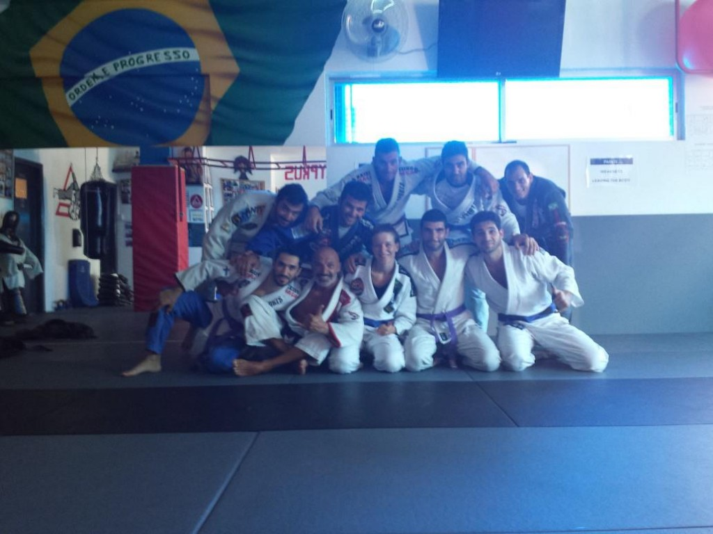 Gracie Barra Cyprus
