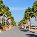Bord de mer à Limassol