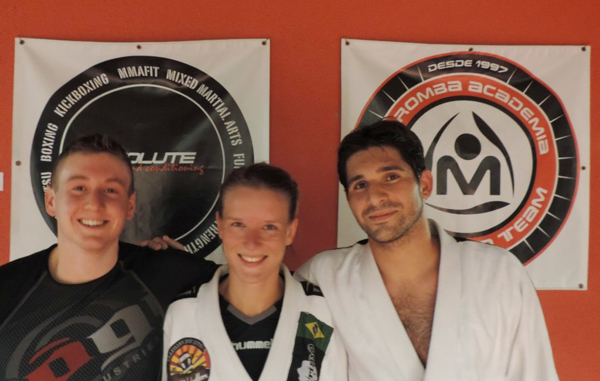 Brazilian jiu-jitsu team Maromba Academia Melbourne Australia BJJ Globetrotters