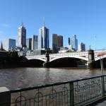 Melbourne skyscrapers Australia
