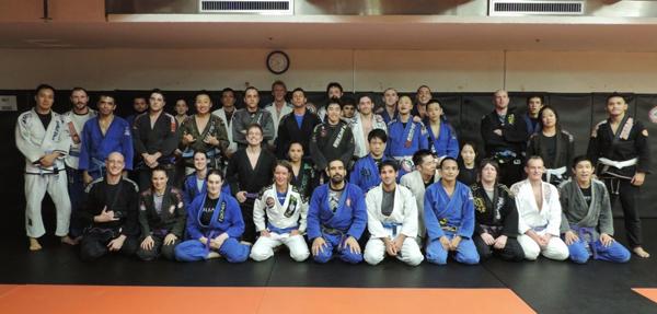 Brazilian jiu-jitsu team Maromba Academia Melbourne Australia