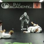 Yannick Beven Brazilian jiu-jitsu academy Cap Breton France