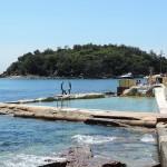 Piscine d'eau de mer à Manly Australie