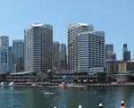 Darling Harbour, une baie de Sydney