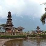 Lac Beratan Bali