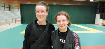 Etre une femme et s'épanouïr avec le jiu-jitsu brésilien
