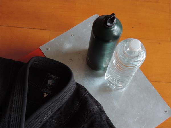 Hydratation pour le bjj