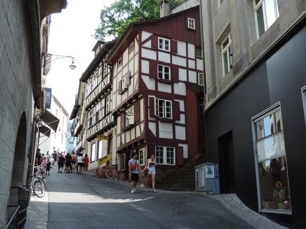 Vieille ville de Bâle