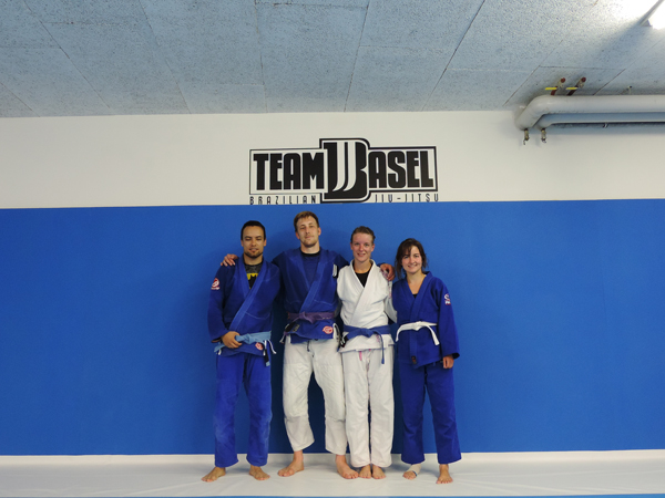 ARt of BJJ à BJJ Team Basel