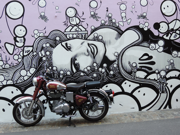 Street art Bâle