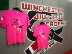 Winchester jiu Jitsu roll a thon