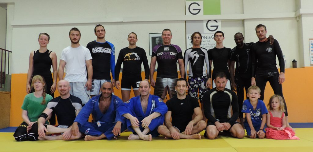 Académie Flavio Behring Jiu-jitsu brésilien Alsace