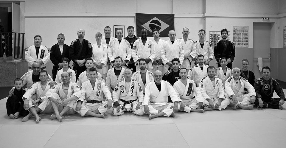 Behring jiu-jitsu Alsace séminaire Flavio Behring