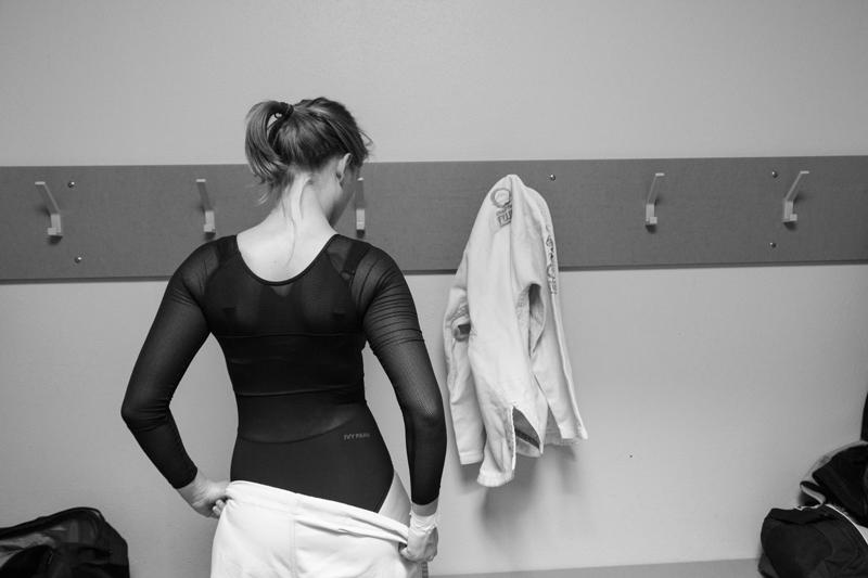 Body Ivy Park body vu arrière entrainement jiu-jitsu brésilien