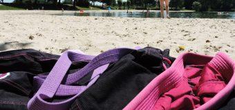 Où faire du jiu-jitsu brésilien cet été ?