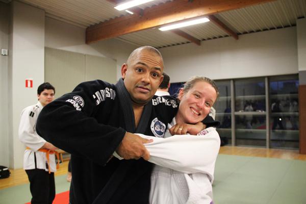 Art of bjj ari galo fun jiu jitsu brésilien