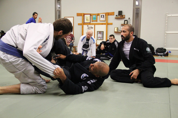 Art of bjj ari galo technique jiu jitsu brésilien